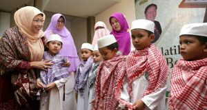 Ummi Niazah Harap PAUD di Aceh Lahirkan Generasi Berbasis Al-Qur'an