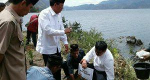 Masyarakat Kelitu Diminta Jadi Contoh Pelestari Danau Lut Tawar