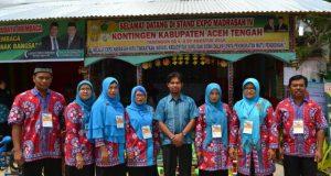 Tim Expo Madarasah Terima Penghargaan Bupati Aceh Tengah