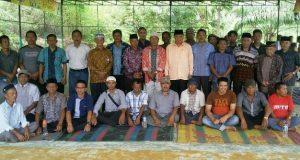 Kukuhkan Tim AZAN Aceh Singkil, Pak Nas; Ciptakan Suasana Harmonis