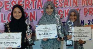 Juara Lomba Cipta Puisi, Siswi SMPN 10 Takengon Wakili Aceh ke Tingkat Nasional