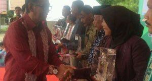 HUT Koperasi ke-69, Ketiara Raih Penghargaan di Banda Aceh