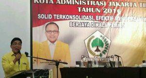 Putra Gayo Pimpin DPD Partai Golkar Jakarta Timur