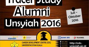 Unsyiah Lacak Jejak Alumni