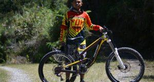 Miris, Atlit Sepeda DH Aceh Tengah Biayai Sendiri ke PON XIX Jabar