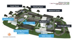 "IPB Kenalkan ""Science Techno Park"" Termaju di Indonesia"