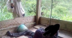 Mayat Tanpa Identitas Ditemukan Tergantung di Perkebunan Berendal