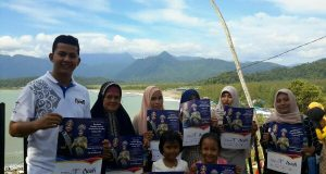 Buktikan Cinta, Budpar Ajak Masyarakat Aceh Vote Massal Wisata Halal