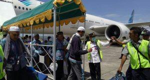 1 JCH Asal Pidie Wafat di Pesawat