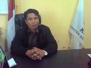 Ketua KIP Bener Meriah Iwan Kurnia