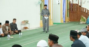 Jelang Ramadhan, KUA Jagong Jeget Gelar Pelatihan Da'i dan Khutbah Jum'at