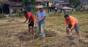 Hindari Rentenir, Reje Lot Kala Plotkan Dana Bagi Warga di Bidang Pertanian