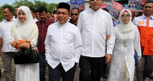 KAMMI Aceh, Menanti Realisasi Janji Irwandi-Nova