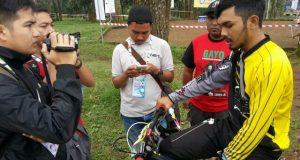 Berlaga di PON Jabar, Atlit Aceh ini Pakai Sepeda Pinjaman Urang Sunda