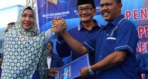 Demokrat Serahkan 18 SK Dukungan, Termasuk untuk Paslon Bupati 4 Wilayah Gayo