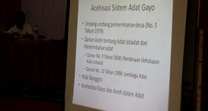 [Foto-foto] Seminar Islam dan Budaya Nahma Ni Gayo Banda Aceh