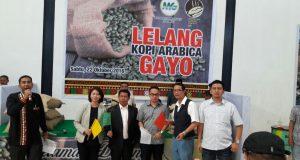 Profil PT. MKG Penyelenggara Pasar Lelang Kopi Gayo