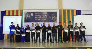 FMIPA Unsyiah Launching PKM Club Perdana