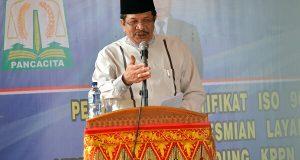 Resmikan Layanan KPPN, Sekda Aceh : Peran Vital Dukung Pembangunan Daerah