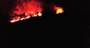 Lagi…!!! Bur Gayo Diselimuti Api,  Diperkirakan 100 Ha Lahan Hangus!