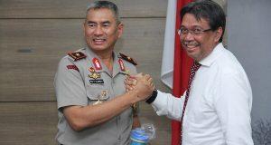 Kapolda dan Wakapolda Aceh Temui Rektor Unsyiah