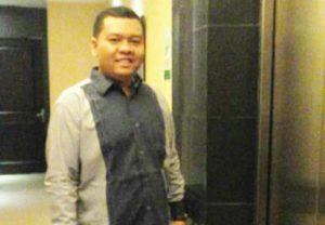 Ketua Barmass Azman Prima