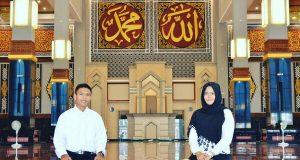 Chintya Rosalina dan Arbiansyah Wakil Agara di Pemilihan Duta Wisata Aceh