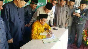Pencanangan Menulis Al-Qur'an