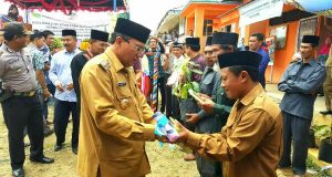 5 Sasaran BBGRM Aceh Tengah 2016