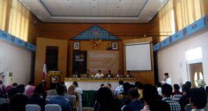 Mahasiswa USM Gelar Seminar Mencari Gubernur Aceh Bersih Bebas KKN