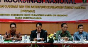 Aceh Nyatakan Siap jadi Tuan Rumah Pospenas 2019