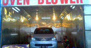 R.U Auto Car ; Harga Merakyat, Cat Oven (Body Repair) Mobil Perdana di Gayo