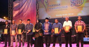 Enam Seniman Banda Aceh Terima Anugrah Budaya