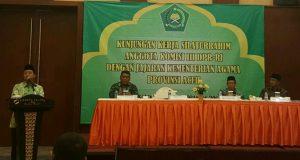 Anggota DPR-RI : Indonesia Tempat Terempuk Untuk Beragam Aliran