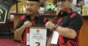 No 3 Persatuan, akan Amanah Pimpin Aceh Tengah
