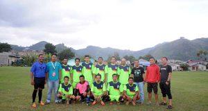 Kalah 2-1, LintasGAYO.co FC Terhenti di Open Turnamen Pemuda Simpang Kelaping
