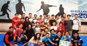 Mahasiswa Gayo Lues Runner Up Turnamen Futsal Mahasiswa Aceh di Yogyakarta