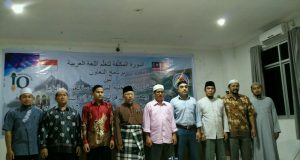 Kerjasama dengan Dayah IQ, Siswa Malasyia Belajar Bahasa Arab di Aceh