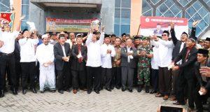 Calon Bupati dan Wakil Bupati Bener Meriah Diminta Jaga Pilkada Damai
