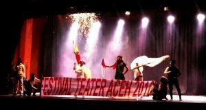 Lama Vakum, Festival Teater Aceh 2016 Menggeliat; Ini Jadwalnya
