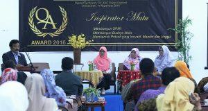 Tiga Inspirator Unsyiah Raih QA Award