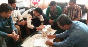 Mahagapa UGP Tandatangani Pelaksanaan Program CSR Bersama PLN UPK Kitsum-5