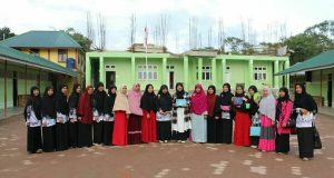 Guru SDIT Cendikia Ikuti Musabaqah Hifzil Qur'an