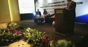 Komjen Pol Ari Dono Sukmanto : 1 Korban Perdagangan Manusia Sudah Terlalu Banyak