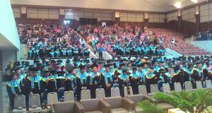 STKIP Bina Bangsa Getsempena Wisuda 486 Mahasiswa Angkatan XIII