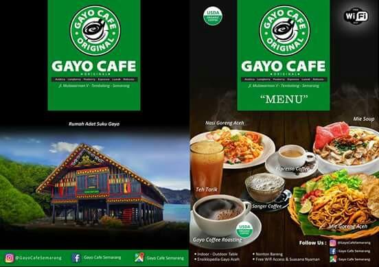 Gayo Cafe Muhammad Isa