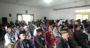 Santri Dayah di Aceh Tengah Ikuti Musabaqah Qira'atul Kutub