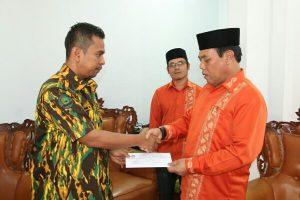 PAW Pimpinan DPRK Aceh Tengah