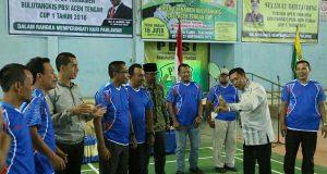 Gelar Turnamen Bulutangkis, PBSI Aceh Tengah Siapkan Total Hadiah Rp. 16 Juta