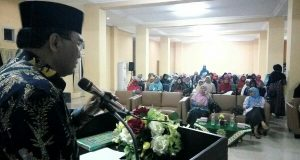 Pak Nas Jadi Pemateri Pada Raker Aisyiyah Aceh